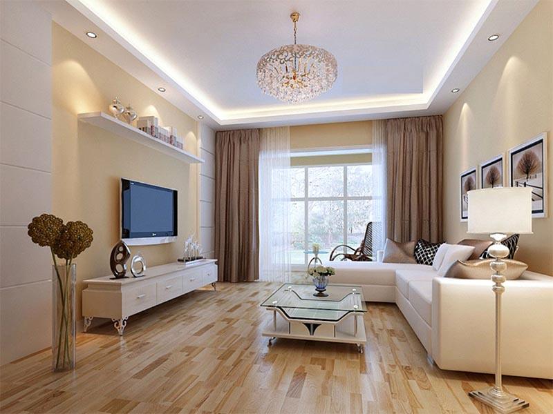 Дизайн гостиной комнаты в Гомеле