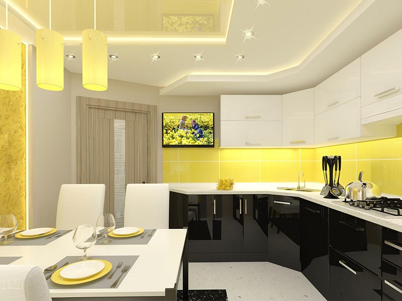 Дизайн кухни в Гомеле