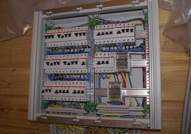Электрика в квартире Гомель