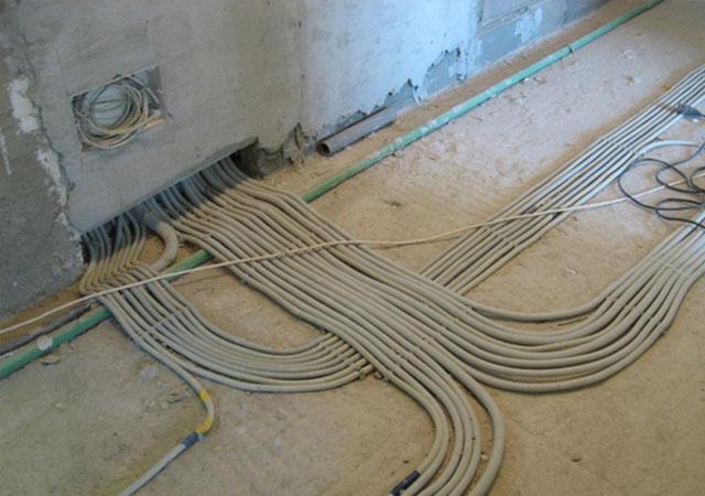 Электромонтаж электропроводки в Гомеле