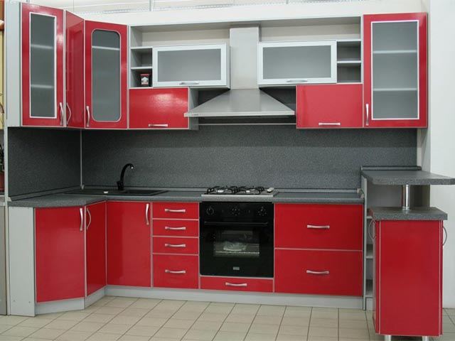 Кухни из пластика под заказ в Гомеле